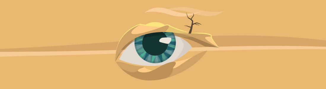 сухото око