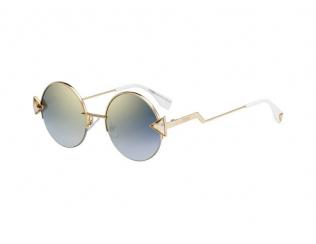 Слънчеви очила Fendi - Fendi FF 0243/S 000/FQ
