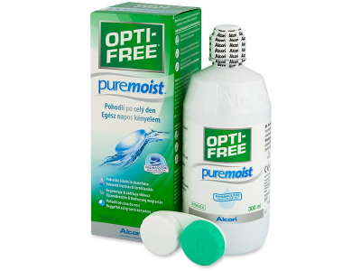 Разтвор OPTI-FREE PureMoist 300 ml