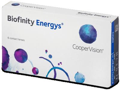 Biofinity Energys (6 лещи)