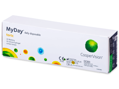 MyDay daily disposable toric (30 лещи)
