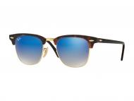 Слънчеви очила - Ray-Ban CLUBMASTER FLASH LENSES RB3016 990/7Q