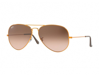 Слънчеви очила - Ray-Ban - Ray-Ban AVIATOR LARGE METAL II RB3026 9001A5