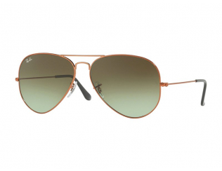 Слънчеви очила - Ray-Ban - Ray-Ban AVIATOR LARGE METAL II RB3026 9002A6