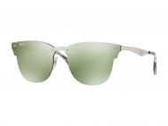 Слънчеви очила - Ray-Ban BLAZE CLUBMASTER RB3576N 042/30