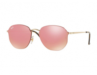 Слънчеви очила - Ray-Ban - Ray-Ban Blaze Hexagonal RB3579N 001/E4