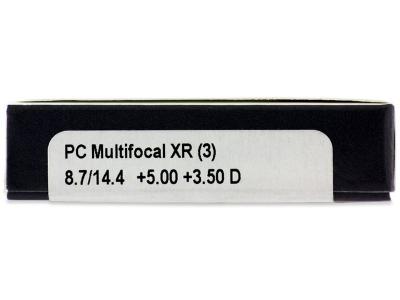 Proclear Multifocal XR (3лещи) - Преглед на параметри