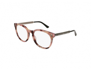 Овални диоптрични очила - Gucci GG0219O-010