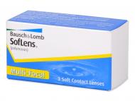 Bausch and Lomb - лещи за очи, разтвори и капки - SofLens Multi-Focal (3лещи)
