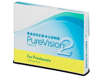 PureVision 2 for Presbyopia (3лещи)