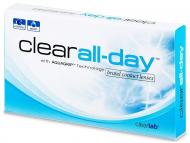 Евтини месечни контактни лещи онлайн - Clear All-Day (6лещи)