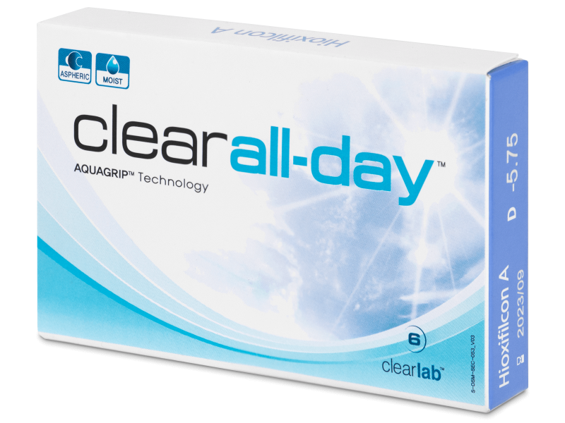 Clear All-Day (6лещи)