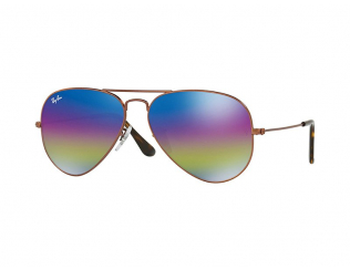 Слънчеви очила - Ray-Ban - Ray-Ban AVIATOR LARGE METAL RB3025 9019C2