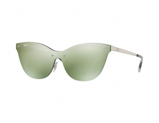 Слънчеви очила - Ray-Ban - Ray-Ban BLAZE CAT EYE RB3580N 042/30