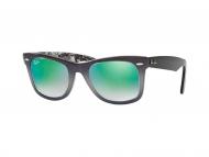 Слънчеви очила - Ray-Ban ORIGINAL WAYFARER FLORAL RB2140 11994J