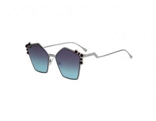 Слънчеви очила Уголемени - Fendi FF 0261/S 6LB