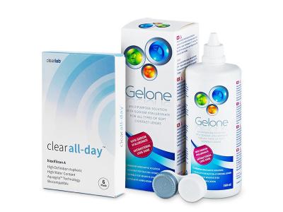 Clear All-Day (6лещи) +разтворGelone360 мл.