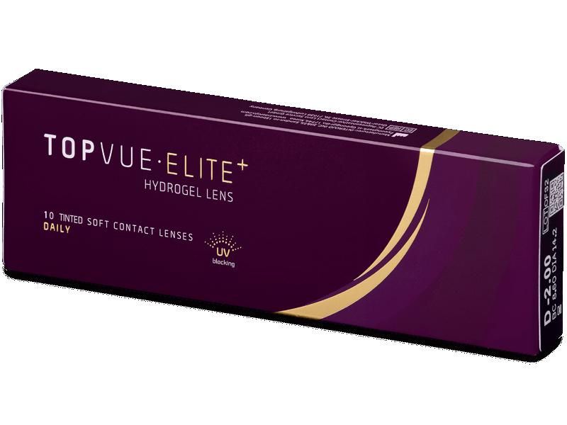 TopVue Elite+ (10 лещи) - Еднодневни контактни лещи
