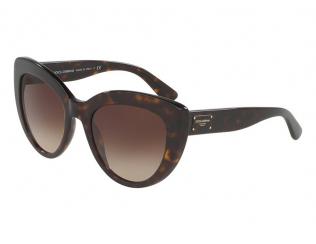 Слънчеви очила - Котешки очи - Dolce & Gabbana DG 4287 502/13