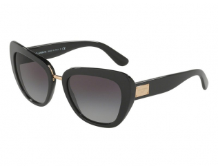 Слънчеви очила - Котешки очи - Dolce & Gabbana DG 4296 501/8G