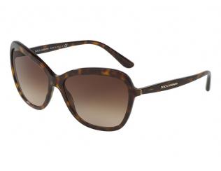 Слънчеви очила - Котешки очи - Dolce & Gabbana DG 4297 502/13