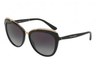 Слънчеви очила - Котешки очи - Dolce & Gabbana DG 4304 501/8G