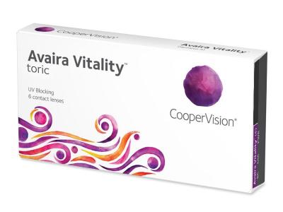 Avaira Vitality Toric (6 лещи)