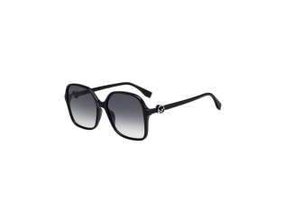 Слънчеви очила - Уголемени - Fendi FF 0287/S 807/9O
