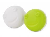 Контейнерчета за съхранение - Контейнер за вибриращ почистващ калъф - зелен