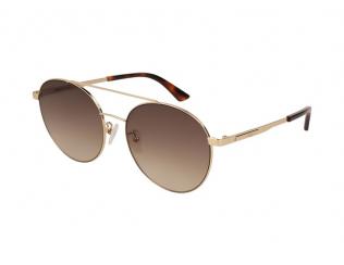 Слънчеви очила Pilot - Alexander McQueen MQ0107SK 004
