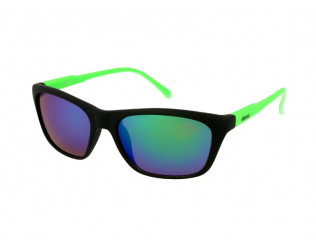 Спортни очила Alensa - Слънчеви очила  Alensa Sport Черно-зелено огледални