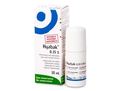 Hyabak Капки за очи 10 ml  - По-старт дизайн