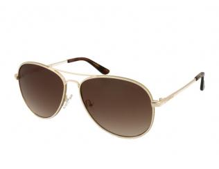 Слънчеви очила Guess - Guess GU7555 32F