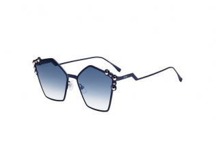 Слънчеви очила Уголемени - Fendi FF 0261/S PJP/08