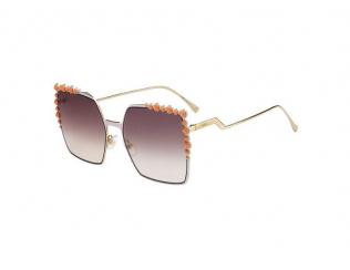 Слънчеви очила - Fendi - Fendi FF 0259/S 35J/NQ