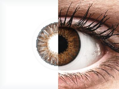 Кафяви (Brown) - Air Optix Colors (2лещи)