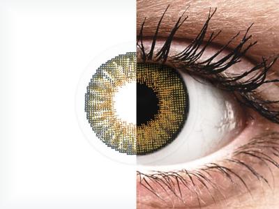 Истински лешник (Pure Hazel) - Air Optix Colors (2 лещи)