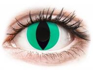 Недиоптрични цветни лещи - Анаконда (Anaconda) - ColourVUE Crazy Lens (2 лещи)