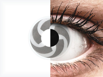 ColourVUE Crazy Lens - Blade - без диоптър (2 лещи)