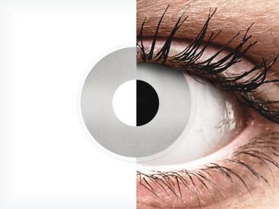 ColourVUE Crazy Lens - Mirror - без диоптър (2 лещи)