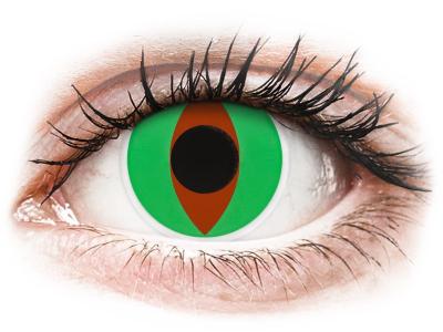 ColourVUE Crazy Lens - Raptor - без диоптър (2 лещи)