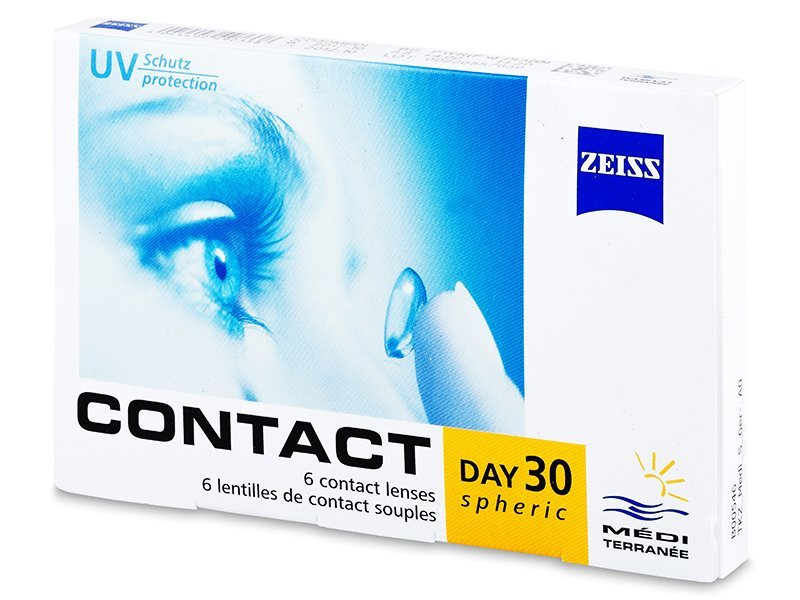 Carl Zeiss Contact Day 30 Spheric (6 лещи)