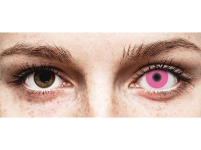 Розови, UV светещи (Pink) - ColourVUE Crazy Glow (2лещи)