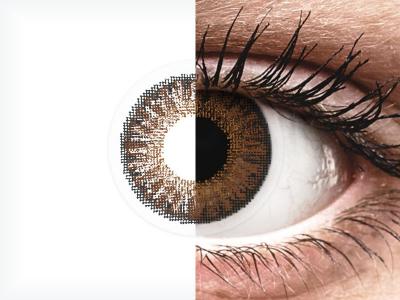 Кафяви (Brown) - TopVue Color daily (10лещи)