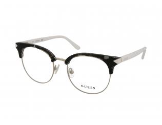 Диоптрични очила Browline - Guess GU2671 001