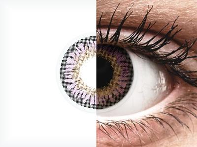 Лилави (Violet) - ColourVUE 3 Tones (2лещи)
