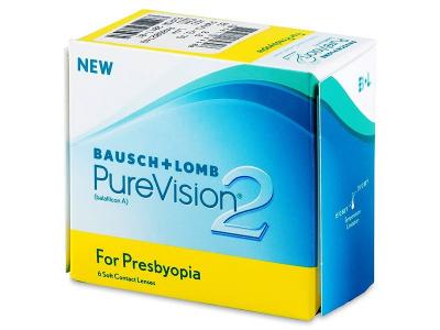 Purevision 2 for Presbyopia (6лещи) - По-старт дизайн