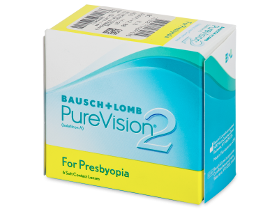 Purevision 2 for Presbyopia (6 лещи)