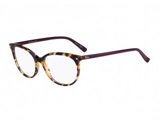 Диоптрични очила Котешки очи - Christian Dior CD3284 LBV