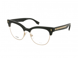 Диоптрични очила Browline - Fendi FF 0163 VJG